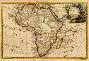 African-old-map